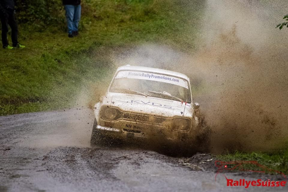 HISTORIC RALLY PROMOTIONS in  RALLYE DU MONT BLANC VHC