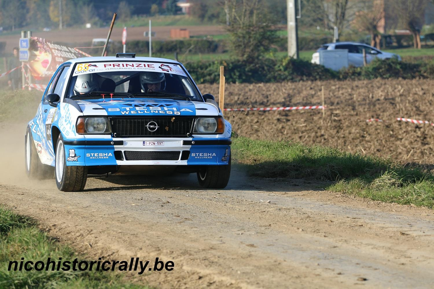 Video Condroz Rally is toegevoegd.