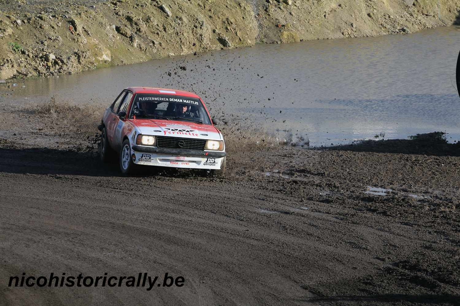 Paul en Simon Puype in 2018 !