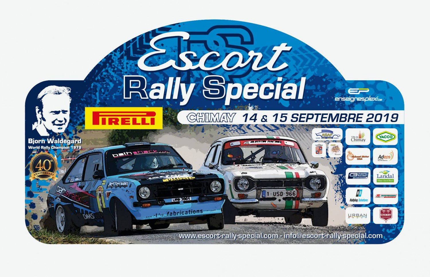 De Escort Rally Special is terug!