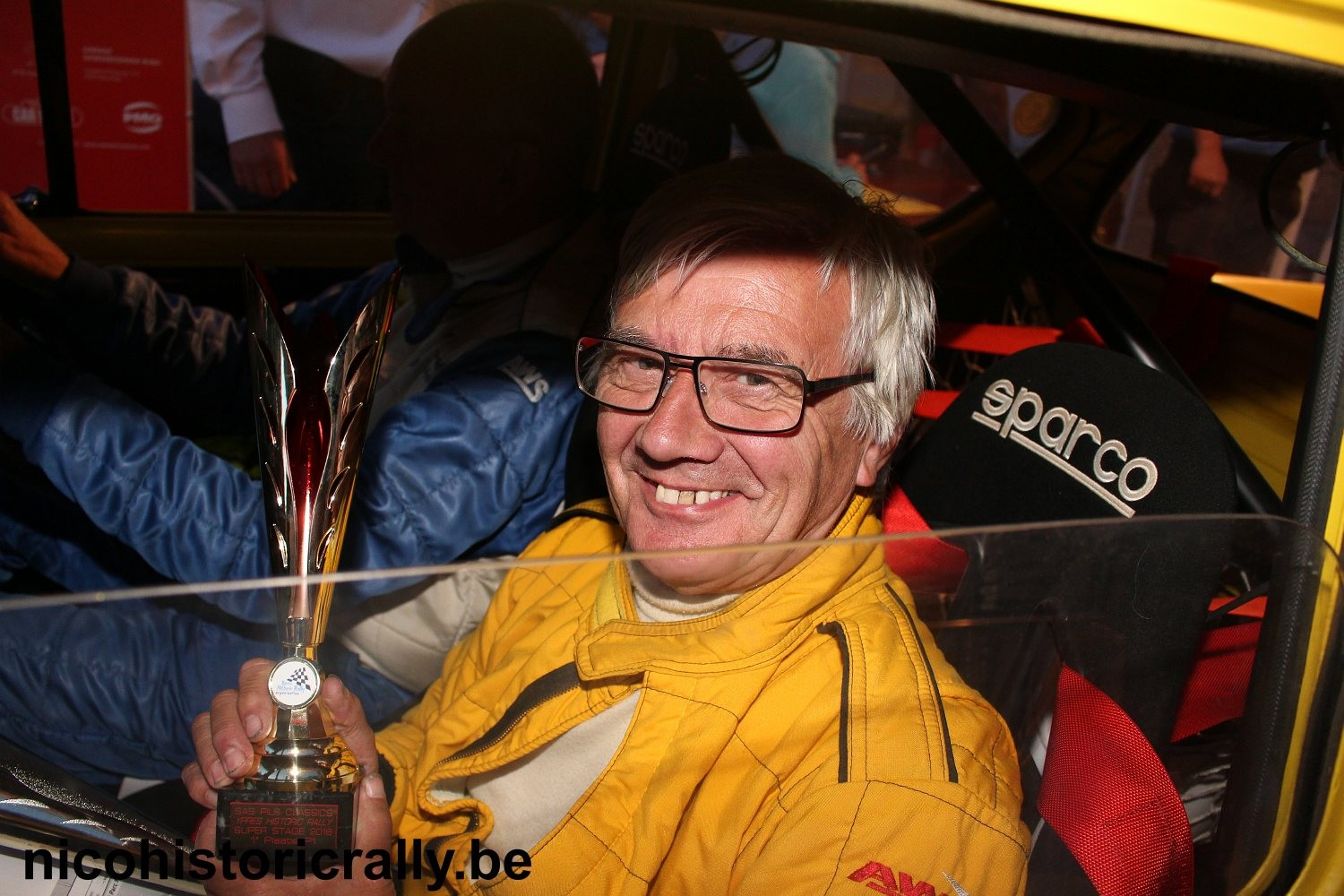 Ypres Rally Masters: voor Youngtimers en... wereldtoppers!