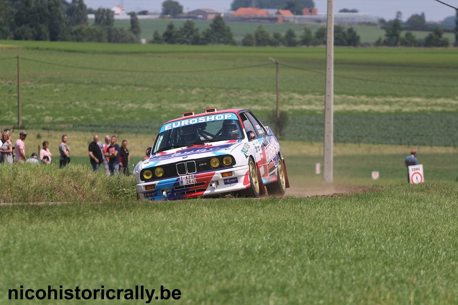 Voorbeschouwing Danny Kerckhof in de Las Vegas Ypres Historic Rally.