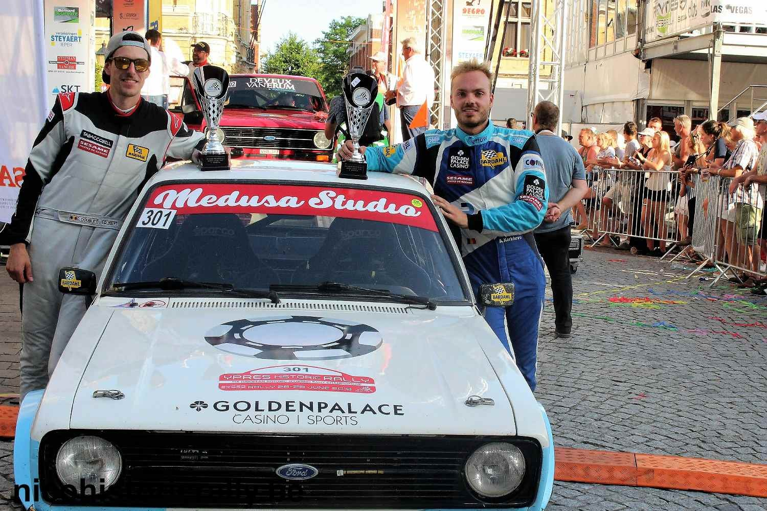 Video FIA LAS VEGAS YPRES HISTORIC RALLY is toegevoegd.