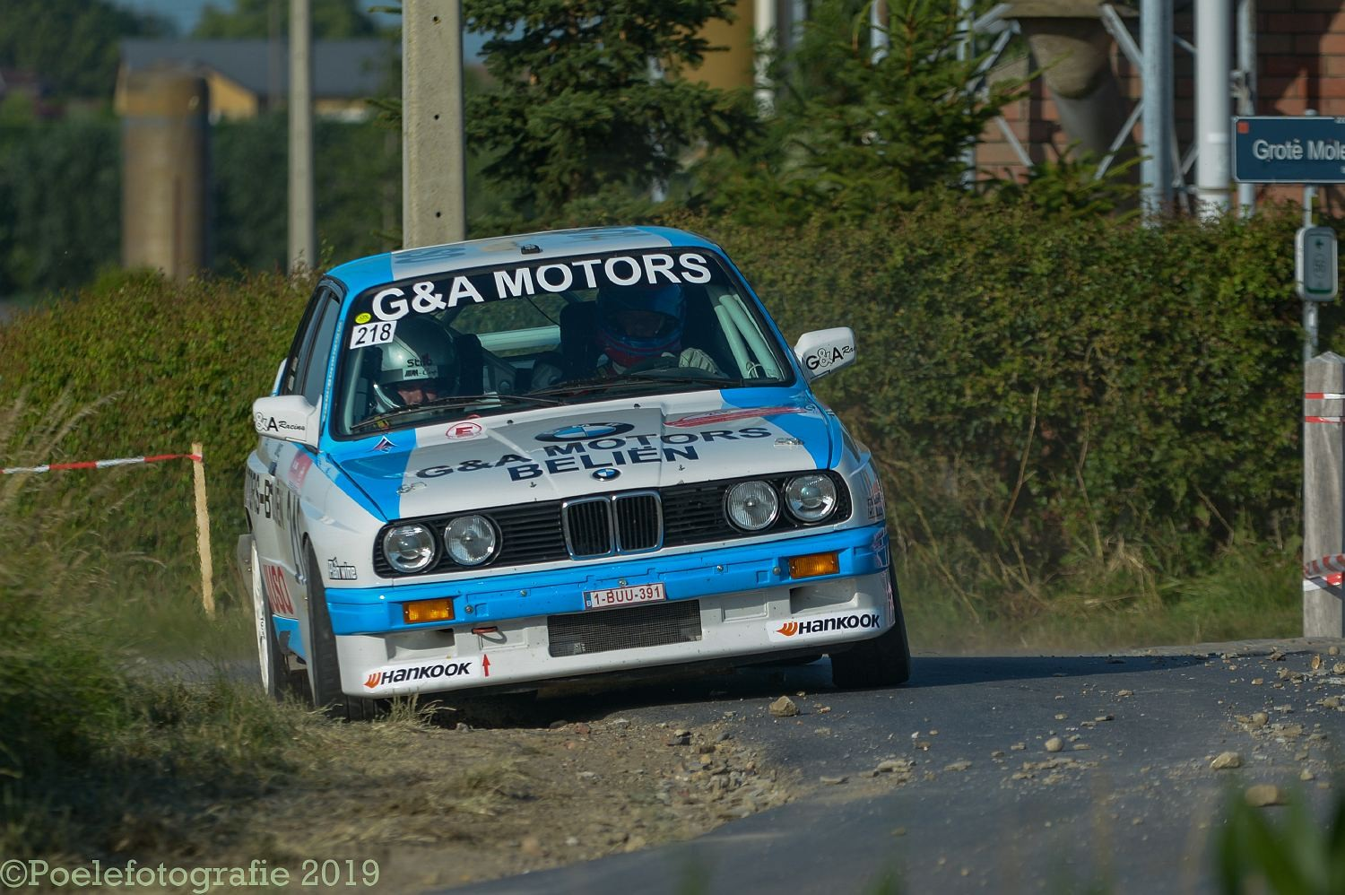 Foto-album FIA LAS VEGAS YPRES HISTORIC RALLY door Geert Evenepoel is toegevoegd.