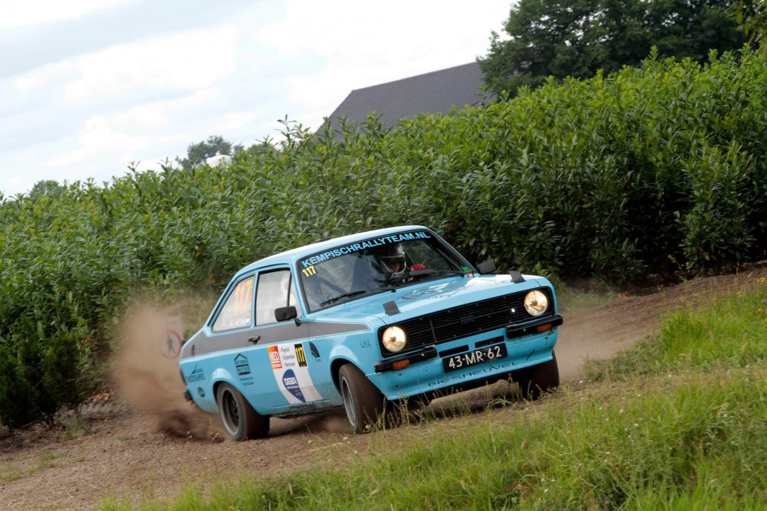Wedstrijdverslag Michel en Alex in de GTC Rally.
